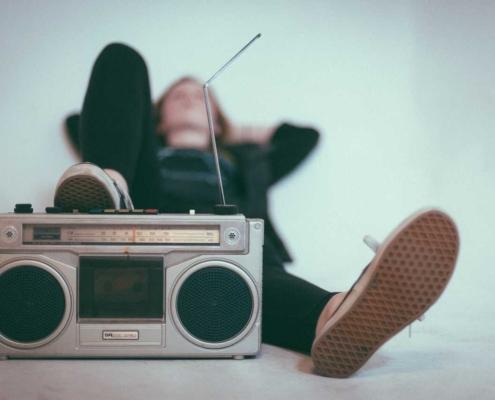 radio, productiviteit